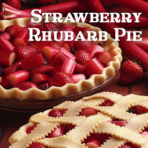 Strawberry Rhubarb Pie Fidget Sniffer