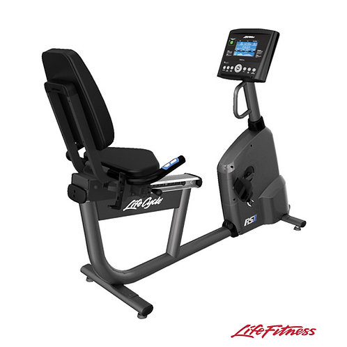 RS1 Lifecycle Exercise Bike w/ Go Console (Life Fitness)