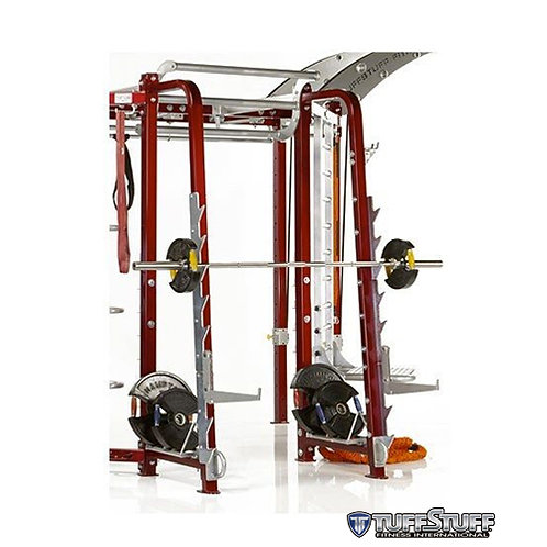 CT-8310 Squat Press/Racking Station (TuffStuff)