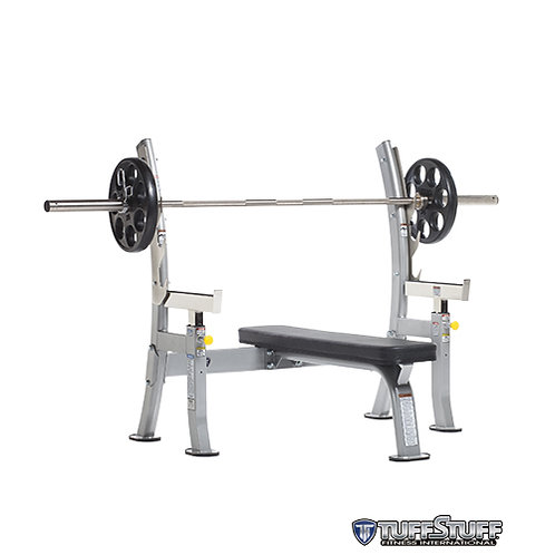 COB-400 Olympic Bench with Safety Stoppers (TuffStuff)