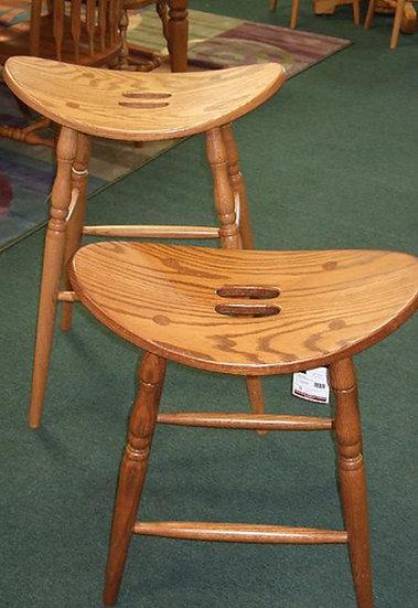 Oakley 24 Saddle Seat Stools