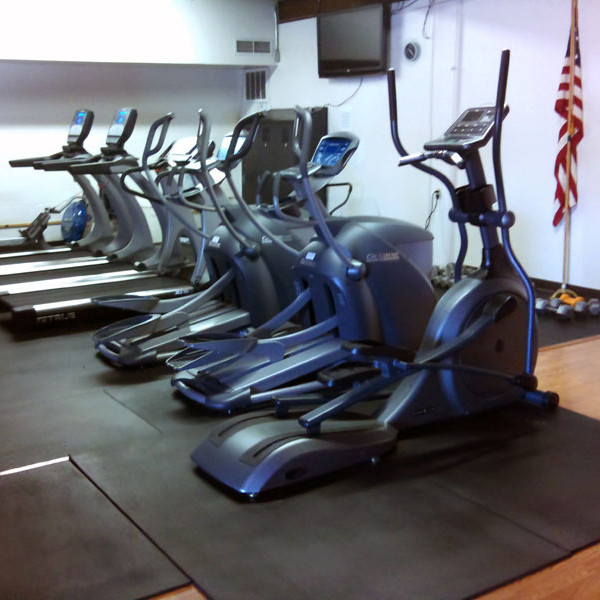 Lock-Up Gym