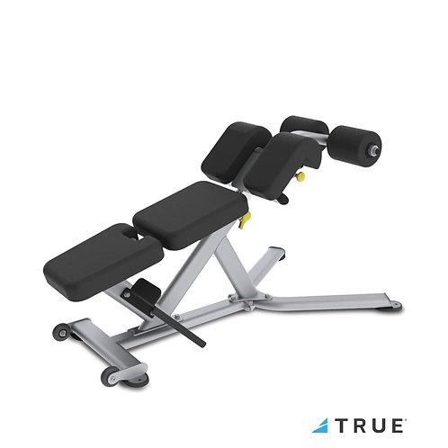 FS-22 Low Back/Abdominal Bench (True Fitness)