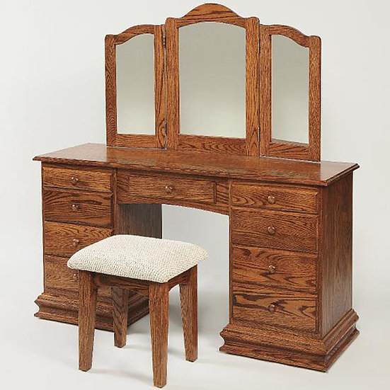 Clockbase Dressing Table with 812 Stool