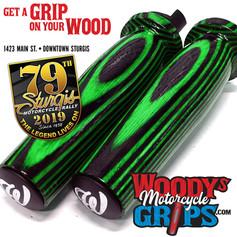 Woody's Grips