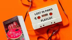 LOST IN PARIS PLAYLIST