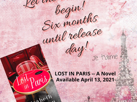 Let The Countdown Begin: Six monts until release day!