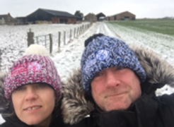 Wooly hat couple (snow).PNG