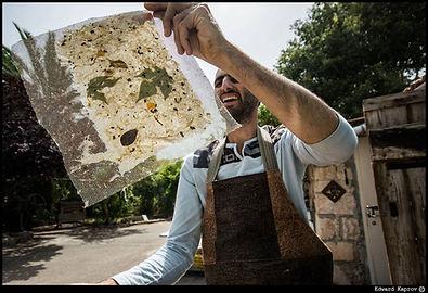סדנא להכנת נייר בעבודת יד, נייר עבודת יד, סדנא, סדנאות יצירה