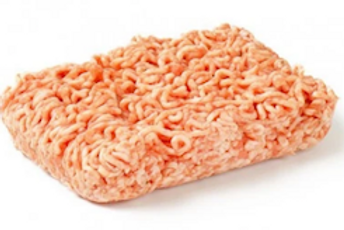 Carne molida de Pavo 100% Orgánico (previo pedido)