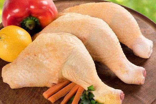 Pierna y muslo de pollo 100% Orgánico