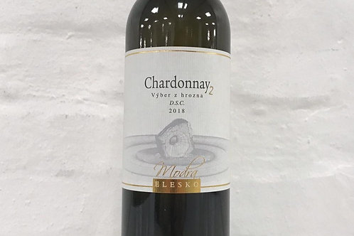 "Chardonnay ""2"", selection of grapes, 2018"