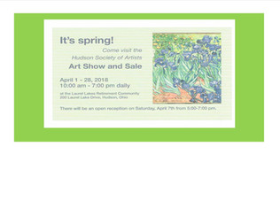 HSA Spring Show & Sale