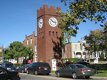 Hudson Oh Clocktower