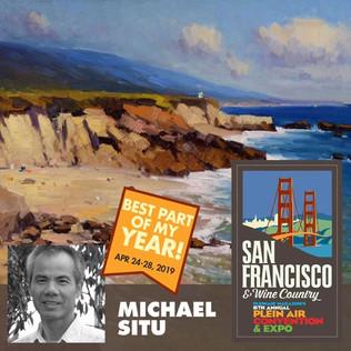 Michael Situ Workshop: March 22–23, 2019: Fri. & Sat. 9:15 – 4:15