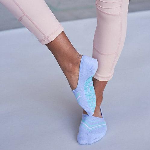 Volley Footlet Lavender Non-slip Socks