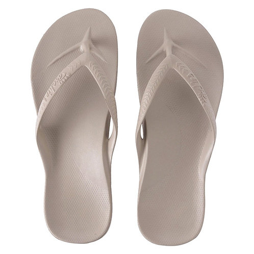 Taupe Archies Thongs