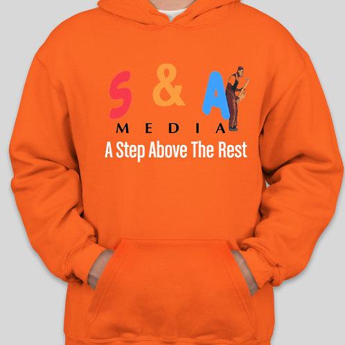 S&A Hoodie Sweat Shirt