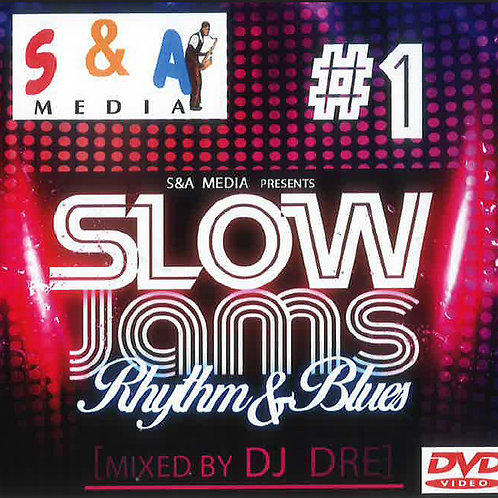 Slow Jams - Rhythm & Blues  (Vol. #1)
