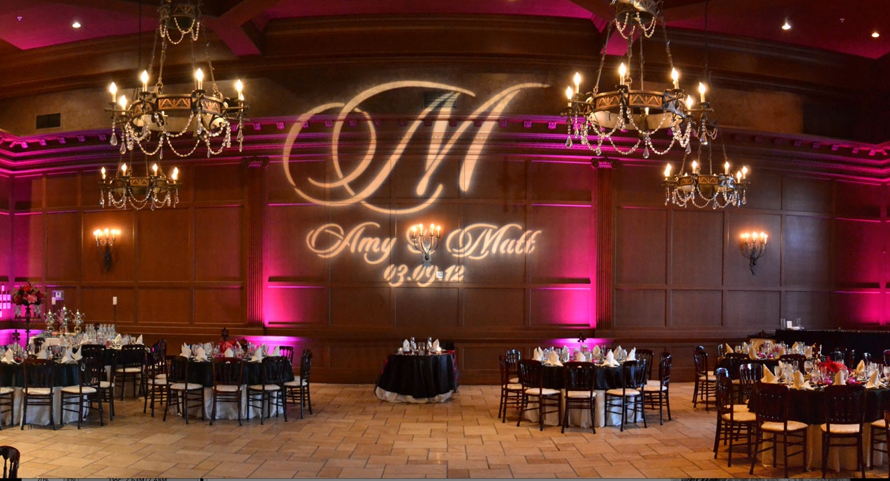 Wedding Gobo