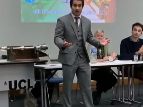 My closing speech at my final hustings