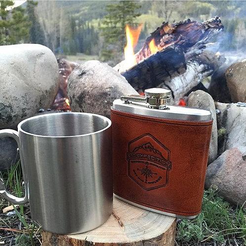 410 XCO Camp Flask