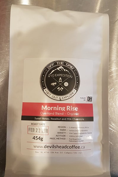 Morning Rise Overland Blend