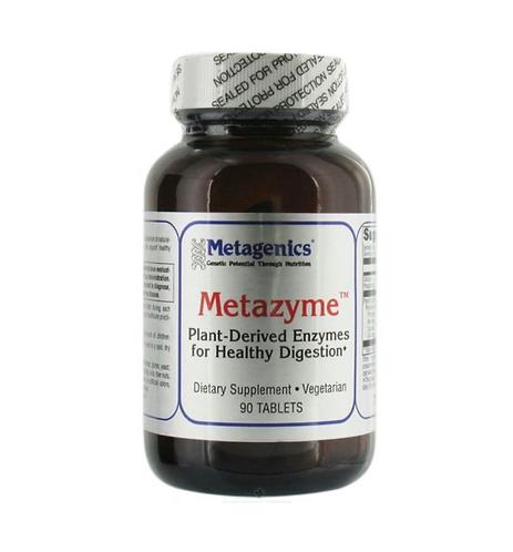 Метазим 90 таблеток Metazyme Metagenics