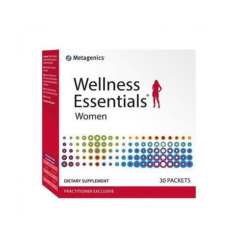 Веллнес Эссеншалс для женщин Wellness essentials for women, уп 30 пак Metagenics