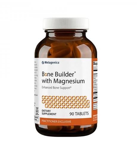 Кальций Апатит с Магнием Bone Builder Magnesium, 90 таб Magnesium Metagenics