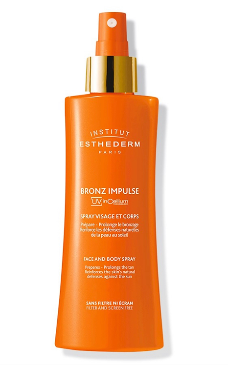 "Спрей ""Бронз Импульс"" , 150 мл BRONZ IMPULSE Face and Body Spray Esthederm"