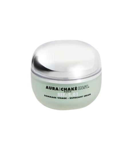 Крем-гоммаж двойного действия с фитоскваланом, 50 мл Exfoliant Cream Aura Chace