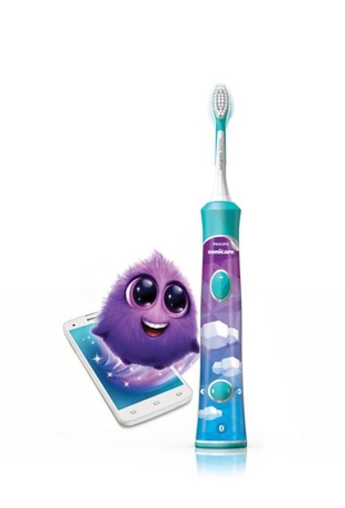 Электрическая зубная щетка для детей Sonicare For Kids Philips