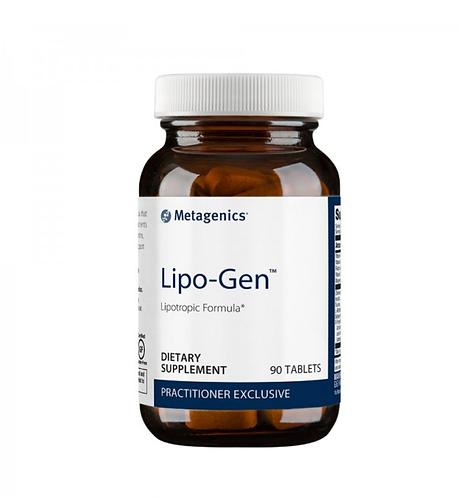 Липо-Жен Lipo-Gen, 90 таб Metagenics