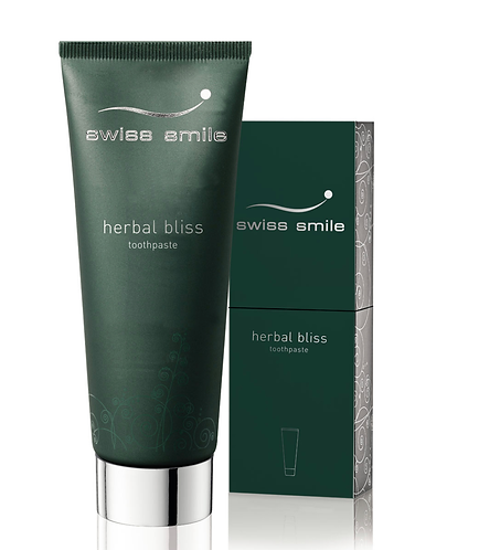 Витаминно-травяная зубная паста, 75 мл Herbal bliss Swiss Smile
