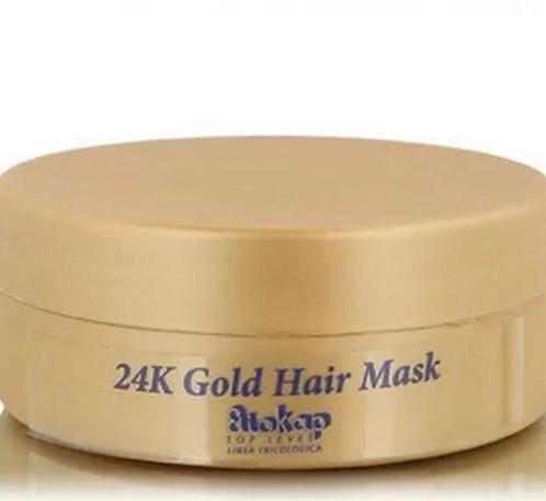 МАСКА 24K GOLD, 125 мл.  Eliokap