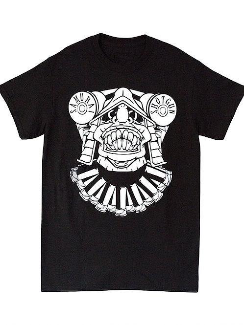 Samurai Shotgun Logo Tee