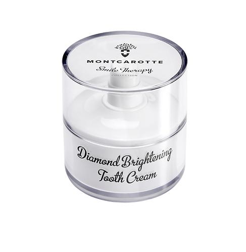 Крем «Бриллиантовое сияние», 60 мл Diamond Brightening Tooth Cream Montcarotte