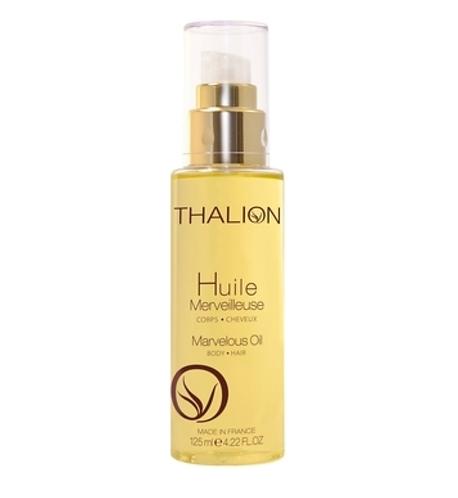 Питательное масло для тела и волос, 125 мл. Marvelous Oil Bodi & Hair. THALION