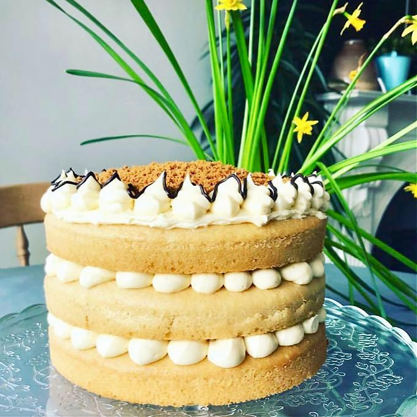 Plant Pod presents The Greenhouse: The Ultimate Vegan Layer Cake