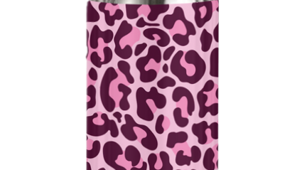 Pink Leopard Stainless Steel Flask 750ml
