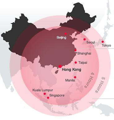 Option to Import to China via Hong Kong - CNXtrans