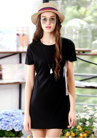 Perfect Black Dress on Moonbasa for Any Occasion