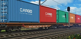 Shipping by Train Cargo from China - CNEbuys
