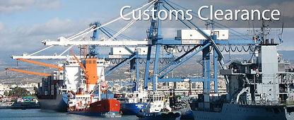 Customs Clearance - CNXtrans