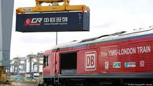 Shipping from China to Germany by Rail (Train) - CNXtrans