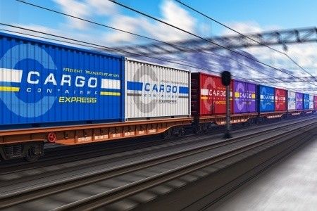 Shipping by railway freight from China to Europe