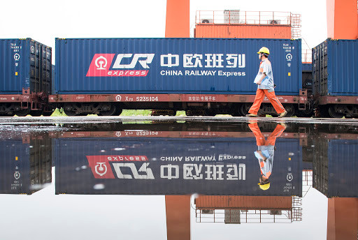 Shipping by Train from China to Europe - CNXtrans