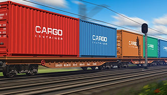 Customs Clearance for Train Shipments from China to your Country - CNXtrans