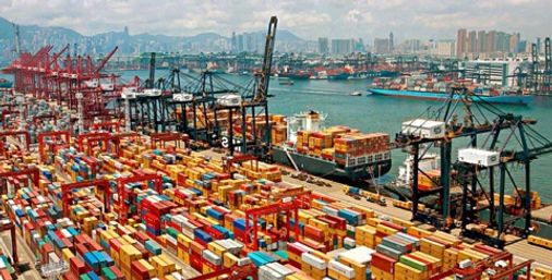 Port of Shanghai, the busiest port in the world - CNEbuys
